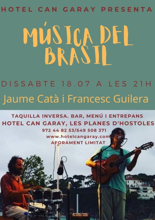 Concert Musica del Brasil