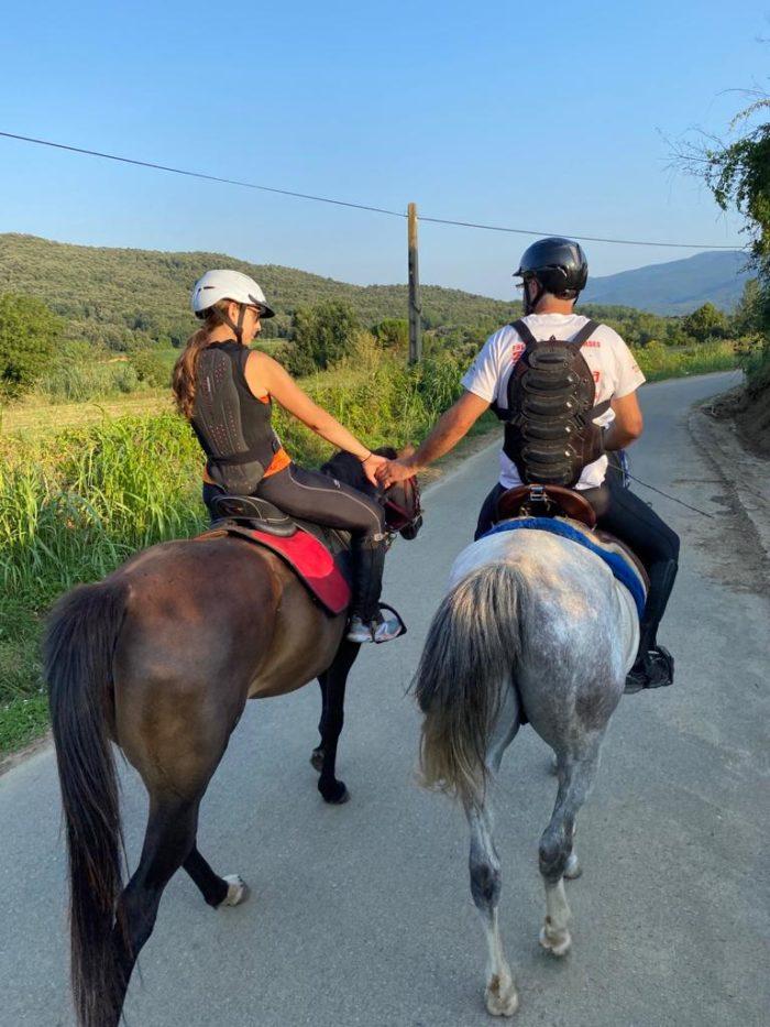 Bienestar emocional con caballos