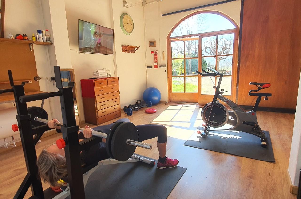 Espacio fitness Hotel can Garay